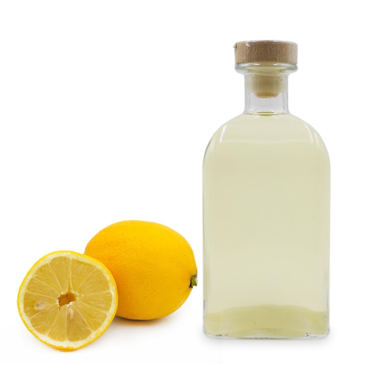 Rhum arrangé citron